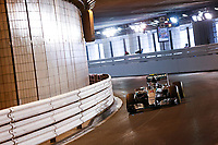 ROSBERG nico (ger) mercedes gp mgp w06 action during the 2014 Formula One World Championship, Grand Prix of Monaco from May 20 to 24th 2015,  in Monaco. Photo Florent Gooden / DPPI