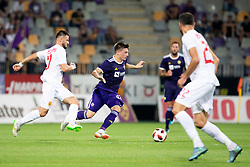 during 2nd Leg football match between NK Maribor and FK Partizani Tirana in 1st Qualifying Round of UEFA Europa League 2018/18, on July 19, 2018 in Ljudski vrt, Maribor, Slovenia. Photo by Urban Urbanc / Sportida