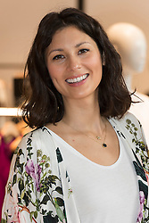 © Licensed to London News Pictures. 04/04/2016. JASMINE HEMSLEY attends the new SELFRIDGES The Body Studio - the world's first fully integrated bodywear department and the largest retail space ever opened by the iconic London store. Covering over 37,000 sq ft, customers will experience over 3,000 brands and more than 5,000 different clothing options.London, UK. Photo credit: Ray Tang/LNP