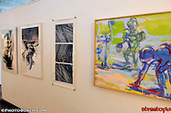 2013 January 31 - Yelp hosted Streetopia at the Bakehouse Art Complex featuring the artwork of various artists while guests enjoyed cuisine from many restaurants in South Florida. (Photo by: www.photobokeh.com / Alex J. Hernandez) This image is copyright PhotoBokeh.com and may not be reproduced or retransmitted without express written consent of PhotoBokeh.com. ©2013 PhotoBokeh.com - All Rights Reserved