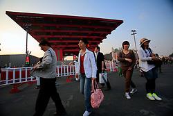 CHINA PUDONG DISTRICT SHANGHAI 23MAY10 - China Pavillion at the Expo 2010 in Shanghai, China...jre/Photo by Jiri Rezac..© Jiri Rezac 2010