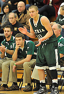 Elyria Catholic at Avon boys varsity basketball on February 1, 2013. Images © David Richard and may not be copied, posted, published or printed without permission.