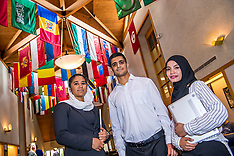 Fulbright Scholars from Afghanistan and Indonesia