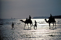 Pakistan, Sind, Karachi, Clifton beach // Clifton beach, Karachi, Pakistan