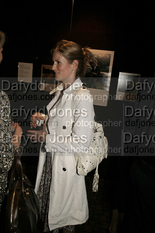 Francesca Boys, Launch of perfume: L'Air de Rien, The Arts Club, 40 Dover Street, London,New fragrance created for Birkin by perfumier Miller Harris. 4 September 2006. ONE TIME USE ONLY - DO NOT ARCHIVE  © Copyright Photograph by Dafydd Jones 66 Stockwell Park Rd. London SW9 0DA Tel 020 7733 0108 www.dafjones.com