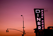 Diner, New York City, New York, USA, 1982