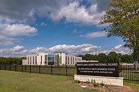 Exterior Photo of Easton Readiness Center in MD by Jeffrey Sauers of CPI Productions