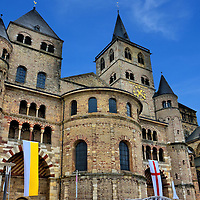 Cathedral of Trier in Trier, Germany<br />