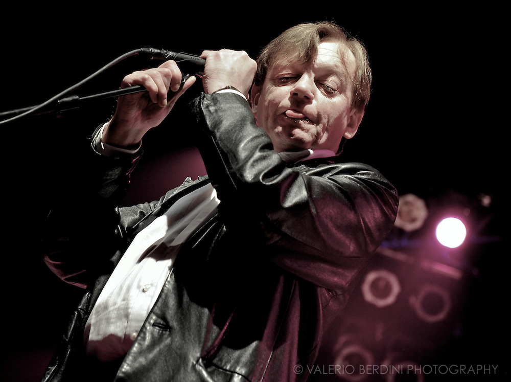 Mark E Smith - The Fall.ATP Curated by Pavement.Minehaead - 14-16/5/2010