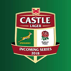 South African ENGLAND Rugby JUNE 2018