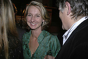 DAISY WAUGH, Literary Review's Bad Sex In Fiction Prize.  In & Out Club (The Naval & Military Club), 4 St James's Square, London, SW1, 29 November 2006. <br />Ceremony honouring author who writes about sex in a 'redundant, perfunctory, unconvincing and embarrassing way'. ONE TIME USE ONLY - DO NOT ARCHIVE  © Copyright Photograph by Dafydd Jones 248 CLAPHAM PARK RD. LONDON SW90PZ.  Tel 020 7733 0108 www.dafjones.com