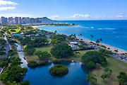 Kewalo Basin, Ala Moana, Honolulu, Oahu, Hawaii