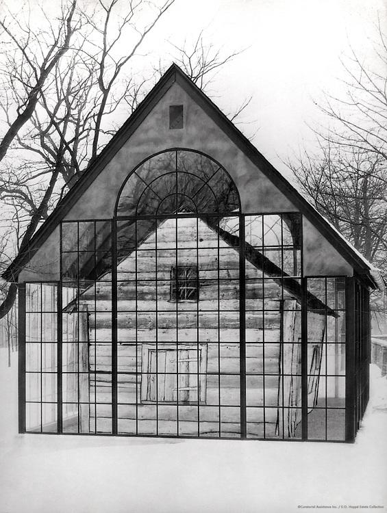 Enclosed Presbyterian Church, Derry, Pennsylvania, 1926