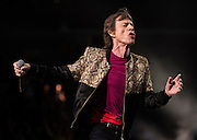 LAS VEGAS, NV - OCTOBER 22:  The Rolling Stones perform onstage during their concert at T-Mobile Arena on October 22, 2016 in Las Vegas, Nevada. (Photo by Jeff Bottari/Powers Imagery for TMobile Arena)