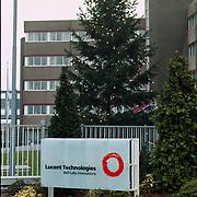 Lucent technologies Botterstraat Huizen ontslagen verwacht