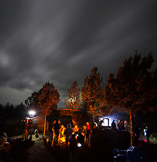 Descend on Bend 3 - 2016 Oregon Van camping photos
