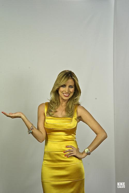 Journalist Massiel Rodriguez. Anchor of Panamenian talk show ¨Debate Abierto¨