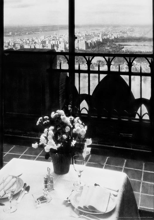 Rockefeller Center, view from restaurant