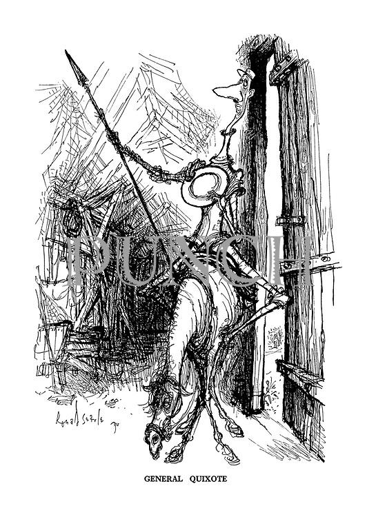 General Quixote