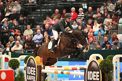 Bengtsson Rolf Goran, (SWE), Casall Ask<br /> Longines FEI World Cup<br /> CSIO Leipzig 2016<br /> © Hippo Foto - Stefan Lafrentz