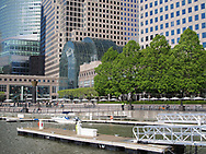 North Cove and Winter Garden at Battery Park City.