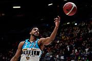 SaundersWesley <br /> A X Armani Exchange Olimpia Milano - Vanoli Cremona <br /> Basket Serie A LBA 2019/2020<br /> Milano 09 February 2020<br /> Foto Mattia Ozbot / Ciamillo-Castoria