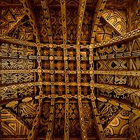 Vaulted Ceiling, Kano Palace, Nigeria