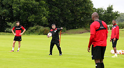 Bristol City Manager Lee Johnson - Mandatory by-line: Robbie Stephenson/JMP - 29/06/2016 - FOOTBALL - Bristol City Training Ground - Bristol, United Kingdom - Bristol City - Bristol City Pre-Season Training