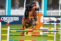 Gaudiano Emanuele, ITA, Chalou<br /> Jumping International de La Baule 2019<br /> © Dirk Caremans<br /> 16/05/2019