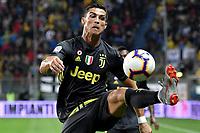 Cristiano Ronaldo Juventus <br /> Parma 01-09-2018 Stadio Ennio Tardini Calcio Serie A 2018/2019 Parma - Juventus <br /> Foto Andrea Staccioli / Insidefoto