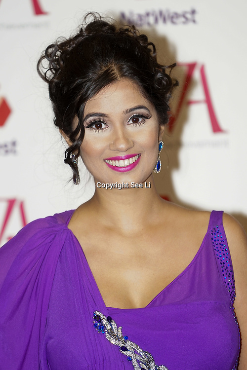 London, UK. 10th May 2017. Shay Grewal attends The Asian Women of Achievement Awards 2017 at the London Hilton on Park Lane Hotel. Photo by See li Credit: See Li