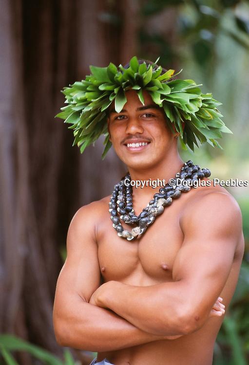 Hula Dancers, Kauai, Hawaii...