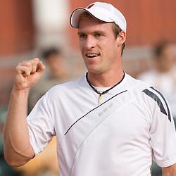 20090925: Tennis - BMW Ljubljana Open, Gregor Zemlja
