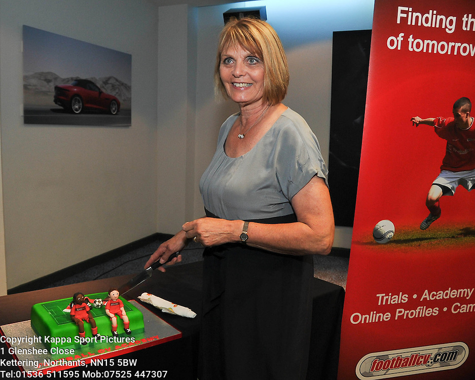 Football CV.com, Presentations Ricoh Arena, Coventry, Friday 22nd May 2015