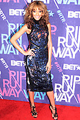 BET's RIP the Runway held at Hammerstein Ballroom in NYC