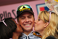 Sykkel<br /> Giro di Italia<br /> 15.05.2009<br /> Foto: Inside/Digitalsport<br /> NORWAY ONLY<br /> <br /> Edvald Boasson Hagen
