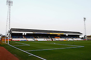 General view of Abbey Stadium, home of Cambridge United Football Club, before the Skrill Conference Premier match at the Abbey Stadium, Cambridge<br /> Picture by David Horn/Focus Images Ltd +44 7545 970036<br /> 11/03/2014