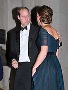 KATE & William Attend St Andrew's Gala