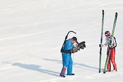19.03.2010, Planica, Kranjska Gora, SLO, FIS SKI Flying World Championships 2010, Flying Hill Individual, im Bild Robert Kranjec, ( SLO, #32 ), EXPA Pictures © 2010, PhotoCredit: EXPA/ J. Groder