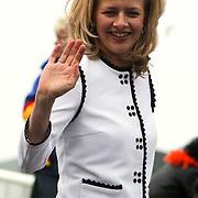 NLD/Makkum/20080430 - Koninginnedag 2008 Makkum, mabel Wisse Smit
