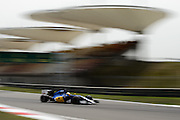 April 15-17, 2016: Chinese Grand Prix, Shanghai, Marcus Ericsson, Sauber