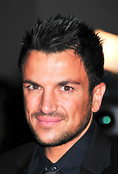© Licensed to London News Pictures. 19/12/2011. London, England.Peter Andre attends a Night Of Heros , the Sun Military Awards 2011 held on Monday 19th Dec at the Imperial War Museum London . the awards will be televised on Wed 21st December 2011 .  Photo credit : ALAN ROXBOROUGH/LNP