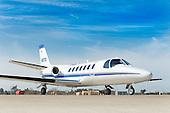 1991 Cessna 560 N10TD