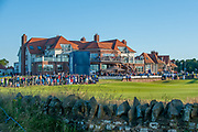 General view of the clubhouse during the final round of the Aberdeen Standard Investments Scottish Open at The Renaissance Club, North Berwick, Scotland on 14 July 2019.