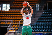 Luigi Datome, Bologna 12.09.18 Allenamenti Nazionale Italiana Maschile Senior, Foto CiamilloCastoria/Fassi