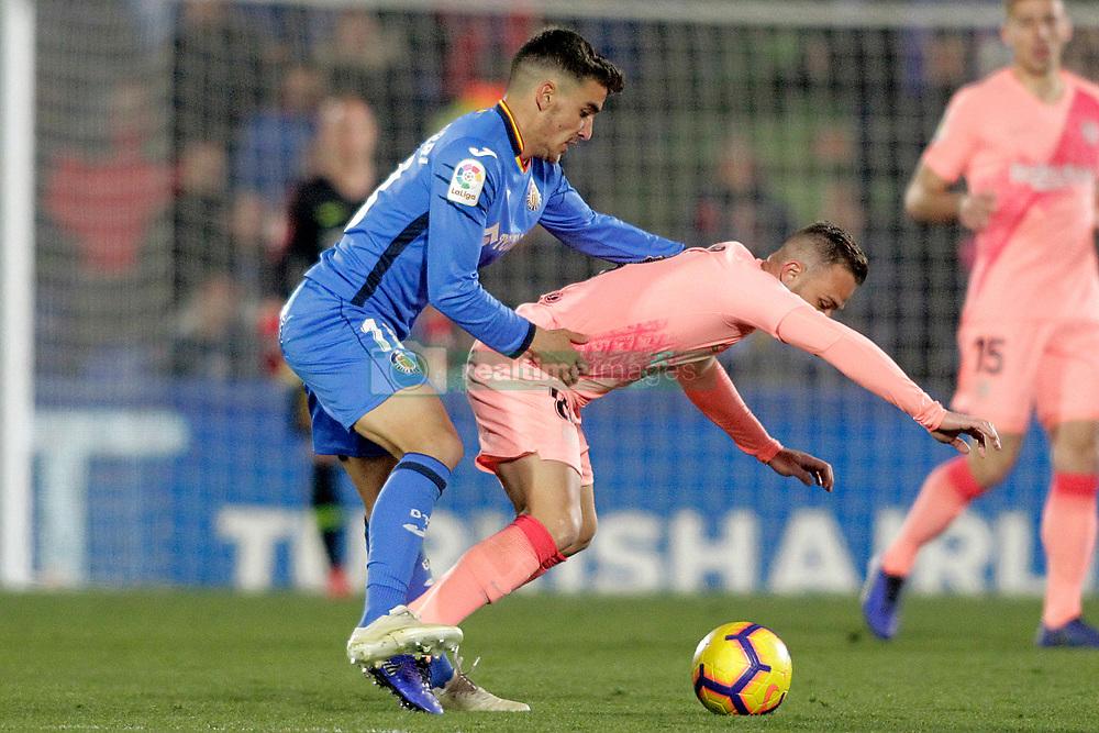 صور مباراة : خيتافي - برشلونة 1-2 ( 06-01-2019 ) 664964-017