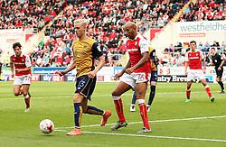 Hordur Magnusson of Bristol City in action - Mandatory by-line: Matt McNulty/JMP - 10/09/2016 - FOOTBALL - Aesseal New York Stadium - Rotherham, England - Rotherham United v Bristol City - Sky Bet Championship