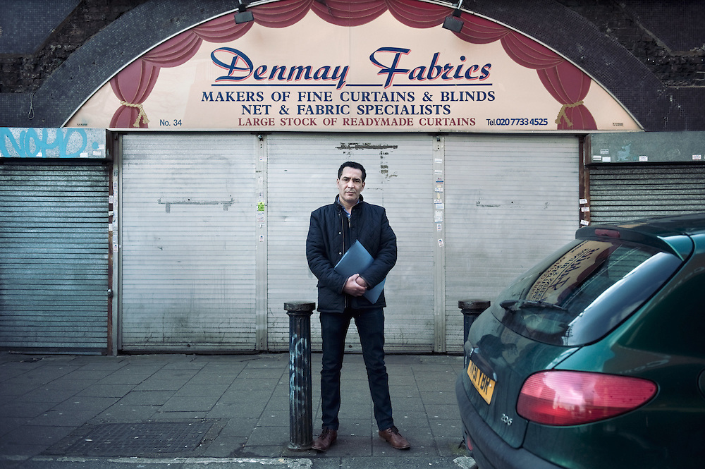 Denmay Fabrics.<br />