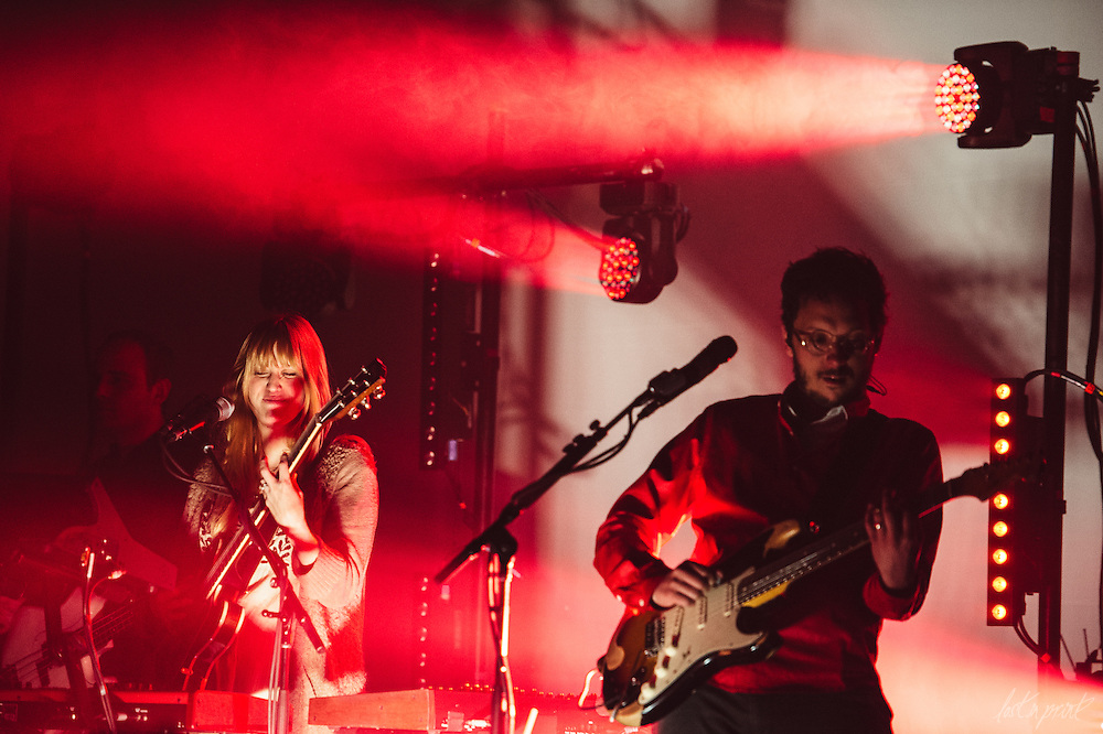 Gungor at Metro in Chicago on Wednesday, March 19, 2014