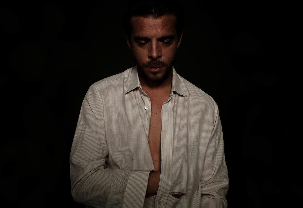 Ludovic mollé, actor, Paris